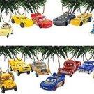 Disney's Pixar Cars 3 - Ultimate Holiday Ornament Set of 21