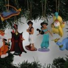 Disney's Aladdin Ornament Set - Limited Availability - (7) Ornaments Included