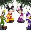 Disney Junior's Mickey and the Roadster Racers Ornament Set of 6