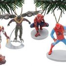 Disney/Marvel Spider-Man: Homecoming Holiday Ornaments Set of 6