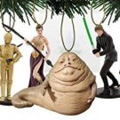 Disney Star Wars Return of the Jedi 7 pc. Ornament Set