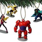 Disney Big Hero 6 Full Ornament Set