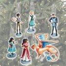 Disney Elena of Avalor Ornament Set