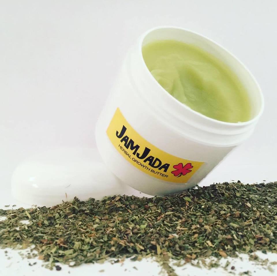 Jamjada Herbal Growth Butter (8oz)