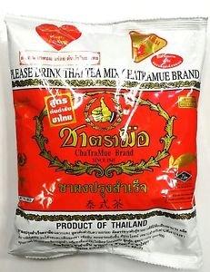 Cha tra Mue No 1 Brand Original Thai Black Tea/ Milk tea for Ice / Hot Tea 400 g