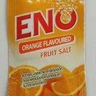 Eno fruit salt orange lemon flavoured Fast relieve from indigestion heartburn