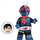Masked Rider V 1 Special Color Blocks Minifigure Collectible Toy Kamen Rider