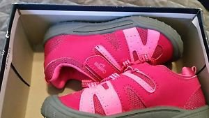 OshKosh Horo G Pink Sport Casual Shoes Toddler Girls Size 10 NEW