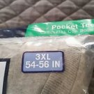 MENS FRUIT OF THE LOOM 4 PACK POCKET TEE SHIRTS - SIZE 3X