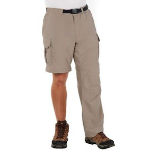 Gander Mountain Guide Series Trailhead Convertible Pant Women's Size 12 NEW Khak