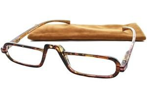 Peepers Good Morning, Charlie Oval Reading Glasses,Tortoise,+1.75