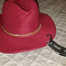 David & Young Metal Chain Band Panama Hat
