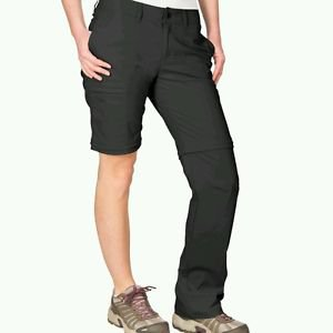 Gander Mountain GS Trailhead Convertible Pant Women's Size 12   Anthracite