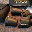 Pentax Full Size SP 12x50 WP Weatherproof Binoculars, Black (65372)