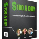 $100 a Day Step by step PDF guide + Video Training