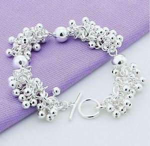 NEW! 925 Sterling Silver Fashion Jewelry Bracelet .
