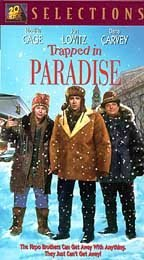 Trapped in Paradise [VHS]