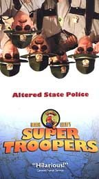 Super Troopers [VHS]