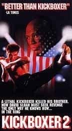 Kickboxer 2 [VHS]