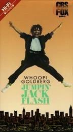 Jumpin  Jack Flash [VHS]