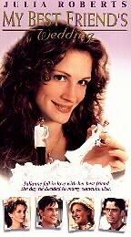 My Best Friends Wedding [VHS]