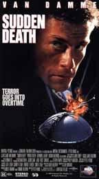 Sudden Death [VHS]