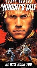 A Knights Tale [VHS]