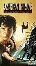 American Ninja 3 Blood Hunt [VHS]