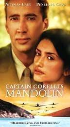 Captain Corelli's Mandolin (VHS)