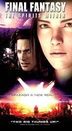 Final Fantasy The Spirits Within [VHS]