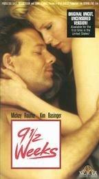 9 1/2 Weeks [VHS]