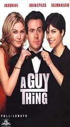 A Guy Thing [VHS]