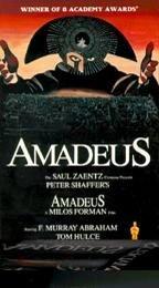 Amadeus [VHS]