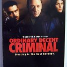 Ordinary Decent Criminal [VHS]