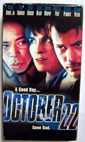 October 22 [VHS]
