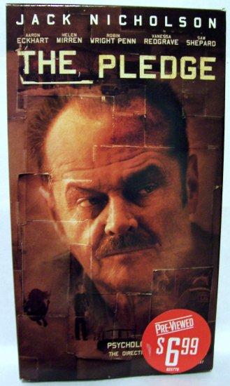 The Pledge [VHS]