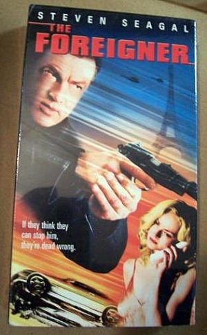 The Foreigner [VHS]