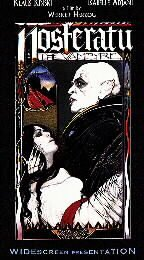 Nosferatu The Vampire [VHS]