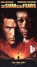 The Sum of all Fears [VHS]