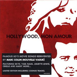 Hollywood, Mon Amour - Hollywood, Mon Amour (CD, Album, Ltd, Dig) Brand New Sea;