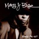 Mary J. Blige - What's The 411? (CD, Album) 1992