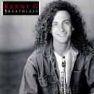 Kenny G (2) - Breathless (CD, Album, Club0 1992