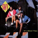 SWV - It's About Time (CD, Album, RE) 1992