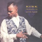 Kirk Franklin And The Family - Kirk Franklin And The Family (HDCD, Album)