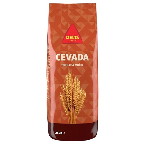 Delta Roasted Ground Barley Orzo Coffee Substitute - Cevada Caffeine FREE 250g