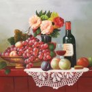 "handpainted oil painting on canvas Art Decor""Grape wine""50x60CM(19.7""x23.6"")Unframed-39"
