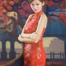 "Chinese style Hand painted oil painting on canvas""Chinese beauty""60x90CM(23.6""x35.4"")Unframed-05"