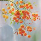 """Hand painted oil painting on canvas""""persimmon""""60x90CM(23.6""""x35.4"""")Unframed-24"""