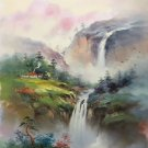 """Hand painted oil painting on canvas""""Image of the countryside""""60x90CM(23.6""""x35.4"""")Unframed-107"""