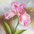 """Simple modern Hand painted oil painting on canvas""""Flowers""""50x60CM(19.7""""x23.6"""")Unframed-27"""